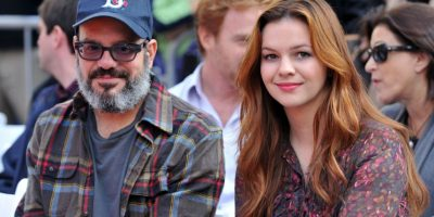 Amber Tamblyn y David Cross Foto: Agencias
