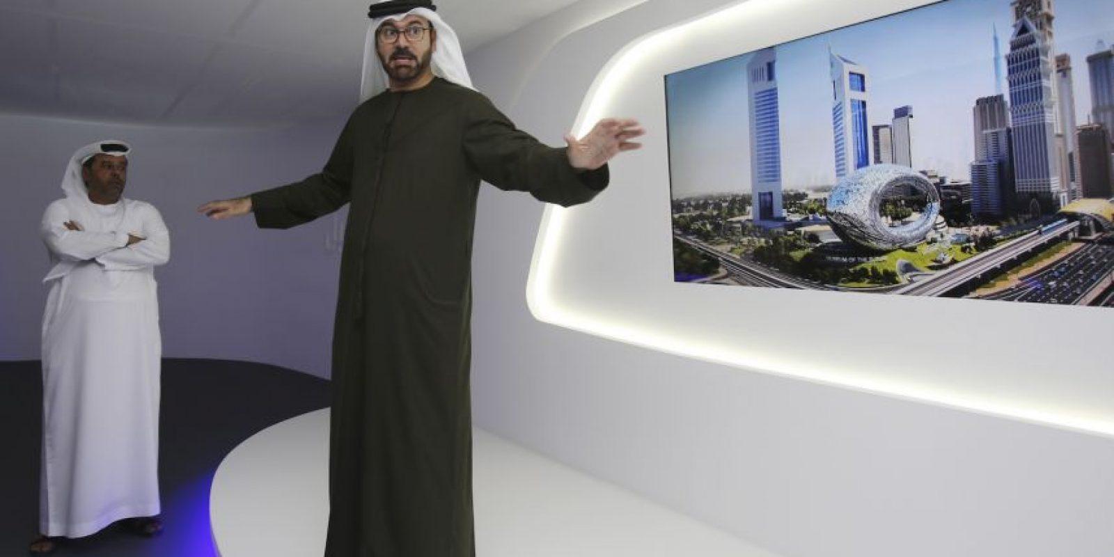Los árabes invertirán millones de dólares en esta construcción. Foto:AP