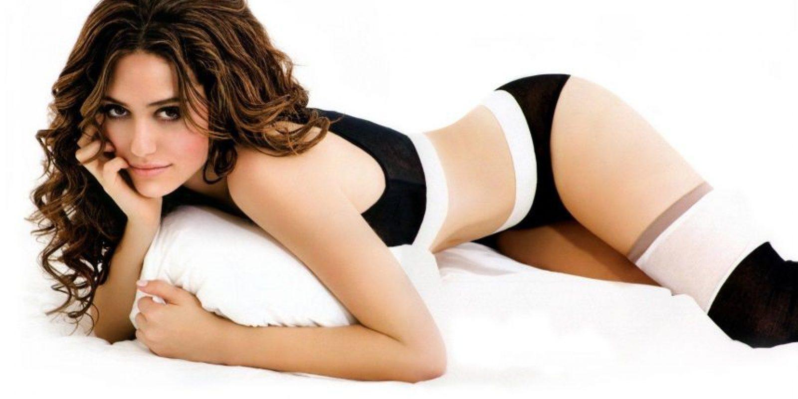 Emmy Rossum Foto:Agencias
