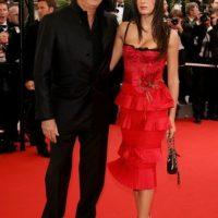 Elisabetta Gregoraci y Flavio Briatore Foto:Agencias