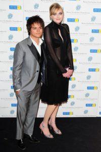 Jaime Cullum y Sophie Dahl Foto:Agencias