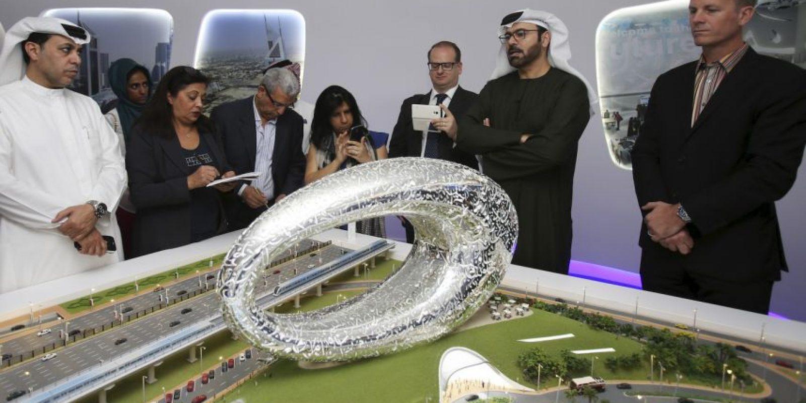 El gobierno esperan que el museo se convierta en un atractivo para los turistas y grupos escolares. Foto:AP
