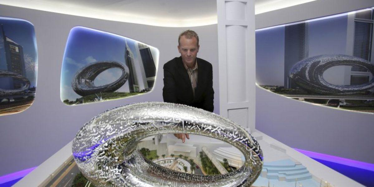 El Museo del Futuro costará 136 millones de dólares y estará en Dubái