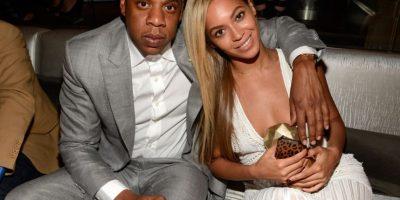 Beyoncé y Jay-Z Foto:Agencias