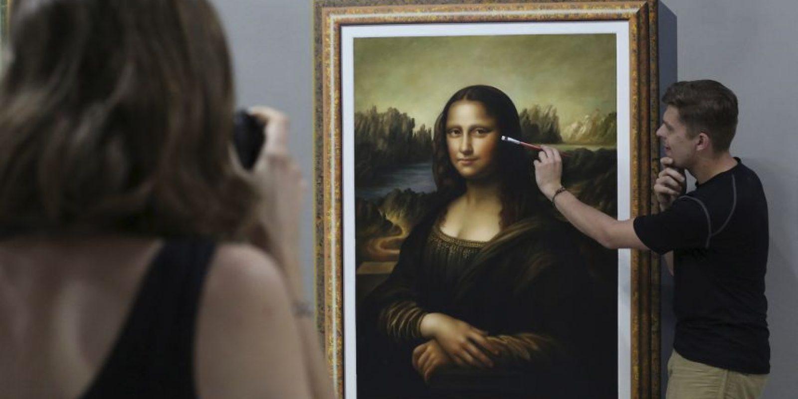 El gran misterio de la pintura es quién fue la modelo. Foto:AP