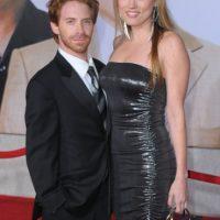 Seth Green y Clare Grant Foto:Agencias