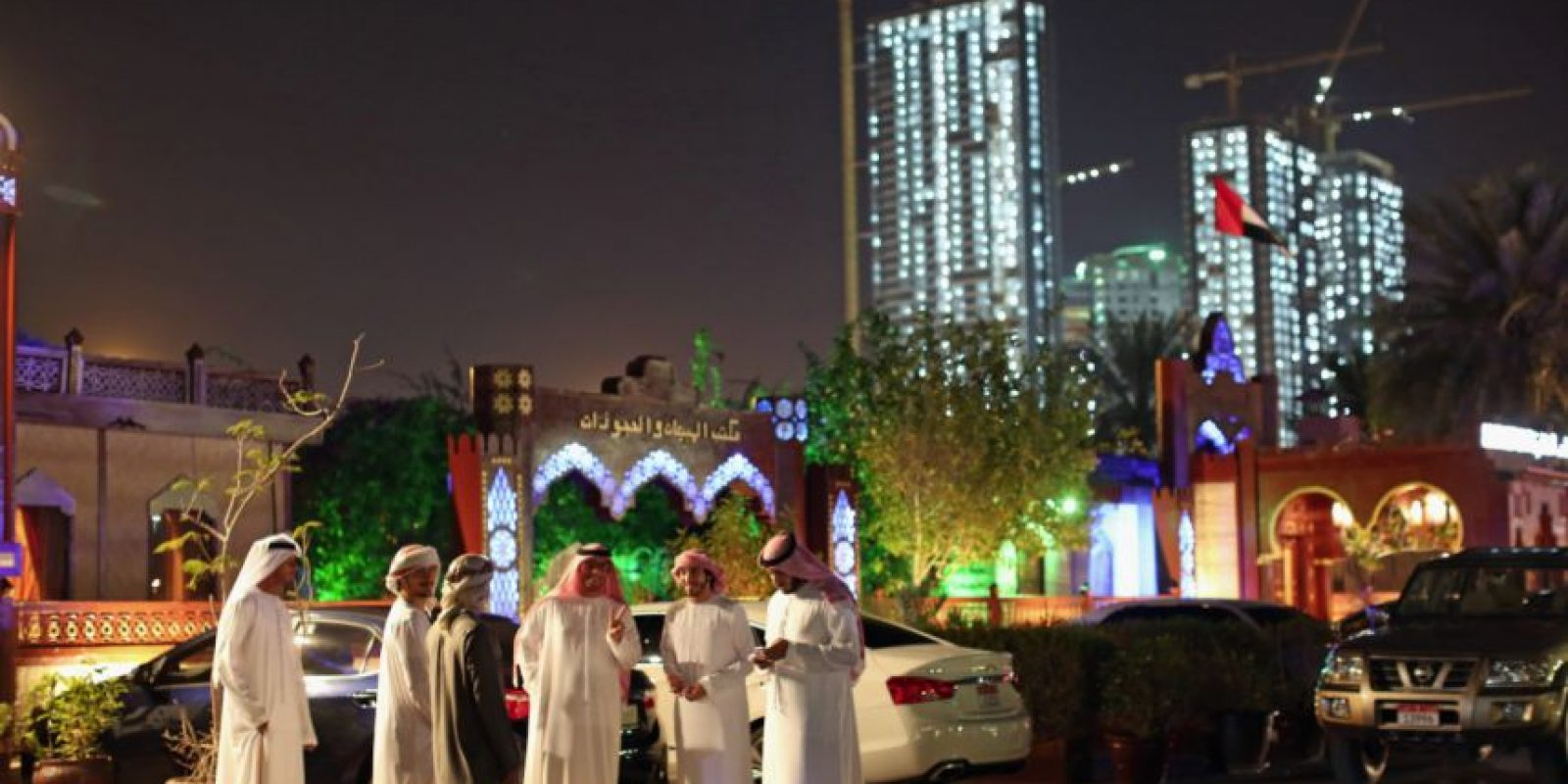 Los árabes se han distinguido por su gran opulencia. Foto:Getty Images