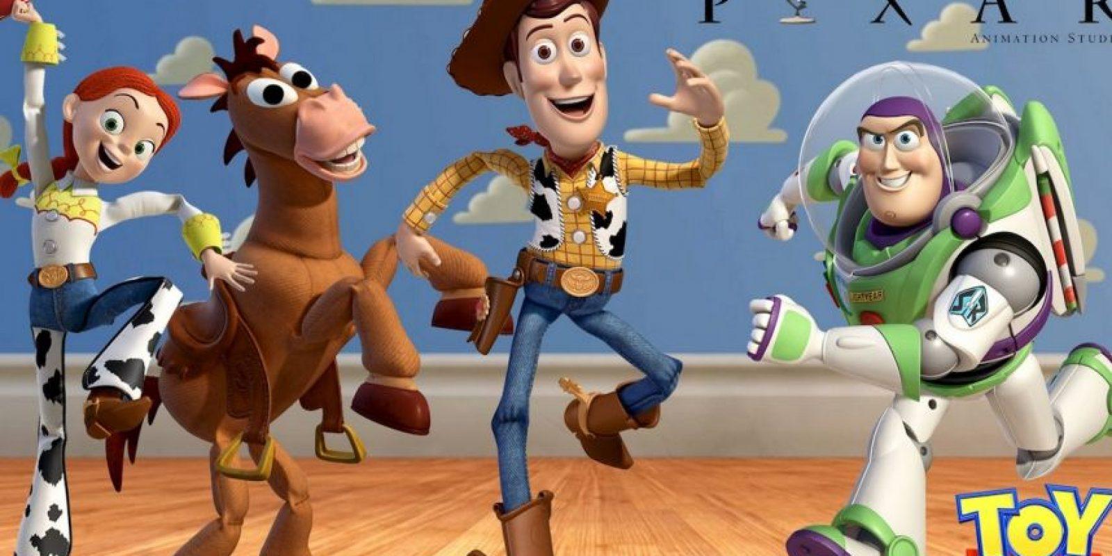 Toy Story 2 fue planeado inicialmente como una secuela de una hora de duración que se estrenaría en video Foto:Disney