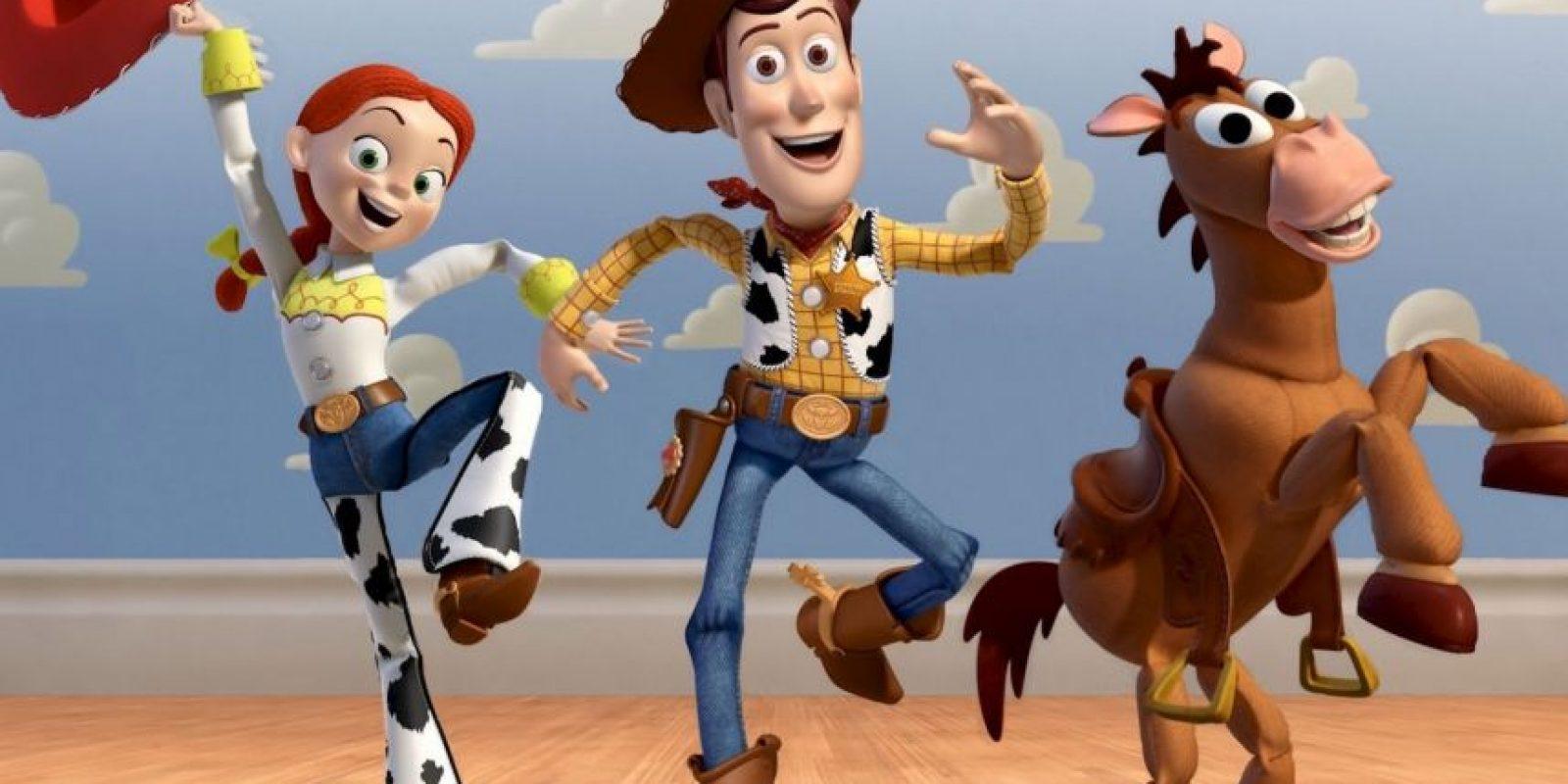 Hasbro le negó a Pixar el uso del nombre de GI Joe, cuando fue informado de que un muñeco con ese nombre iba a ser volado por Sid. Pixar utilizó los hombres del ejército en su lugar Foto:Disney