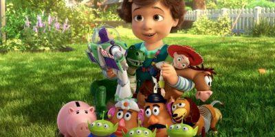 """El número """"95"""" aparece con frecuencia a lo largo de las 3 películas. Esto es en referencia al año en que se publicó la Toy Story original, 1995 Foto:Disney"""
