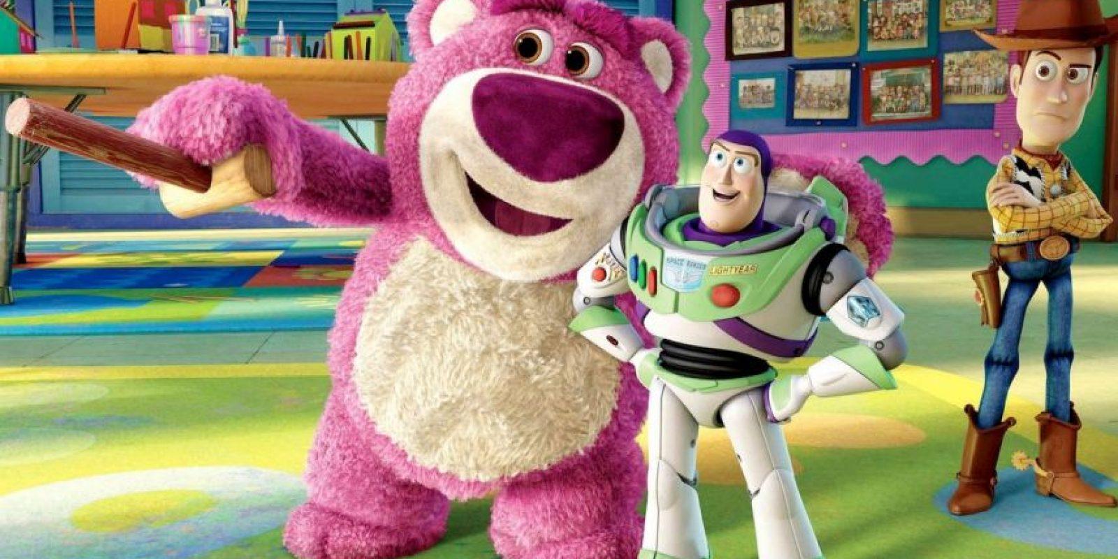 Buzz Lightyear iba a ser llamado originalmente Lunar Larry Foto:Disney