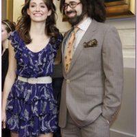 Emmy Rossum y Adam Duritz Foto:Agencias