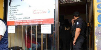 Más de 170 armas ilegales fueron incautadas en operativo