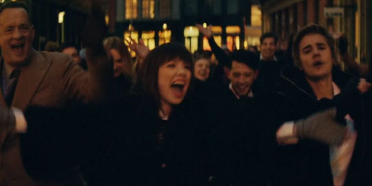 Tom Hanks y Justin Bieber en el nuevo video de Carly Rae Jepsen