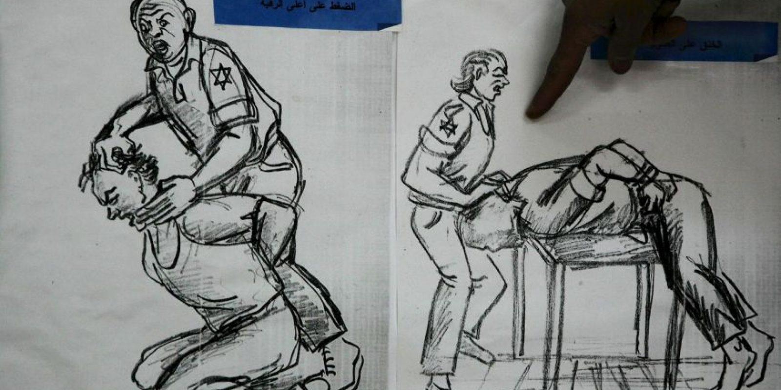 En algunos países siguen permitiéndose castigos tales como la flagelación, y las investigaciones sobre el uso de la tortura son casi insólitas. Foto:Getty Images. Información: Amnistía Internacional