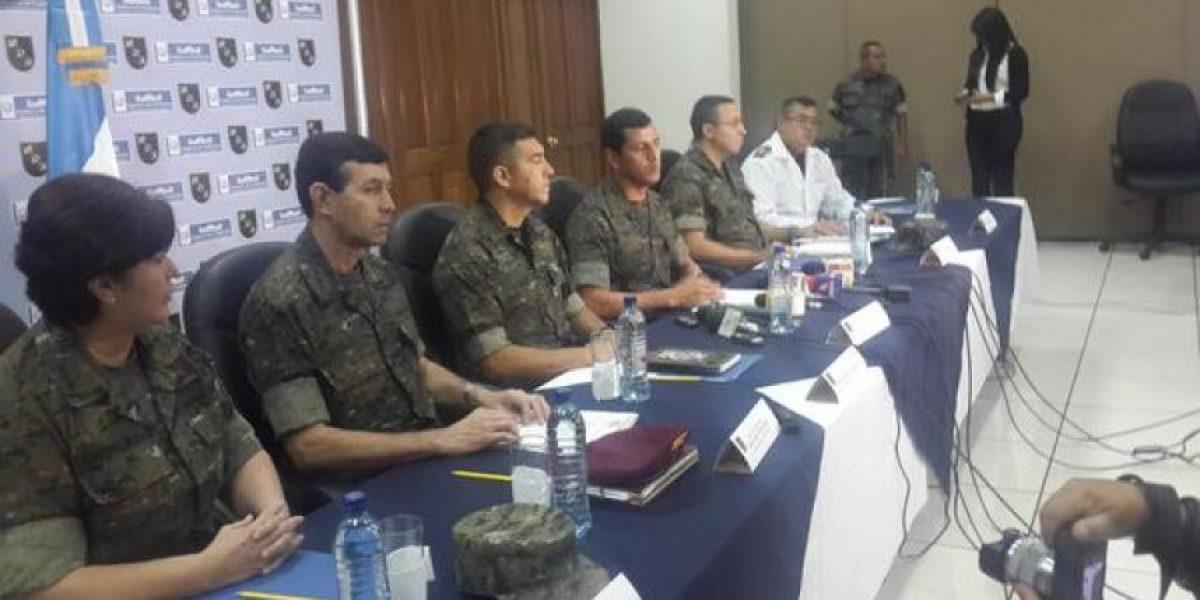 Rechazan traslado de contingente militar a Petén por posible brote de ébola