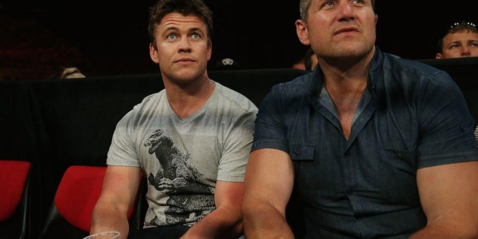 """Participó en la serie """"Neighbours"""", donde interpretó a """"Nathan Tyson"""". Foto:Getty Images"""