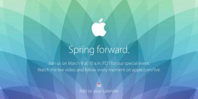 EN VIVO: Sigue todos los detalles de la presentación del Apple Watch