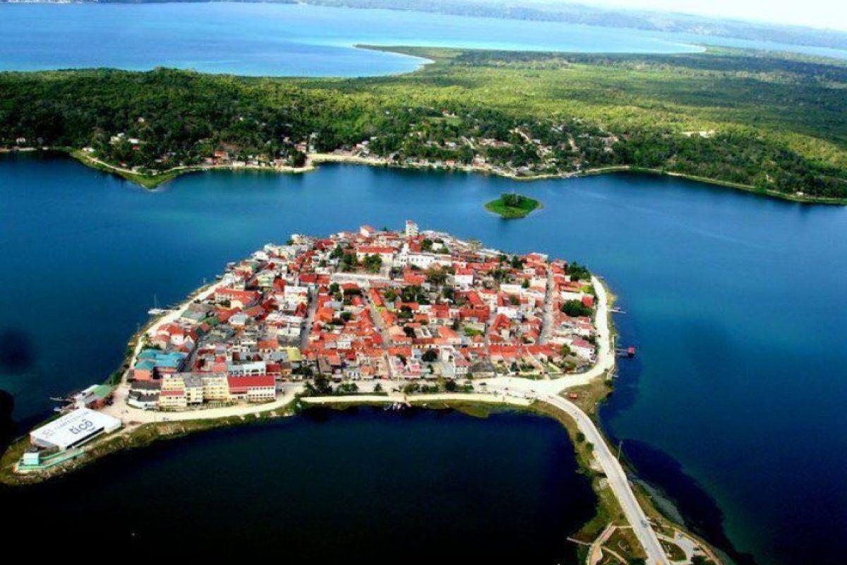 Isla de Flores, Petén Foto:Agencias