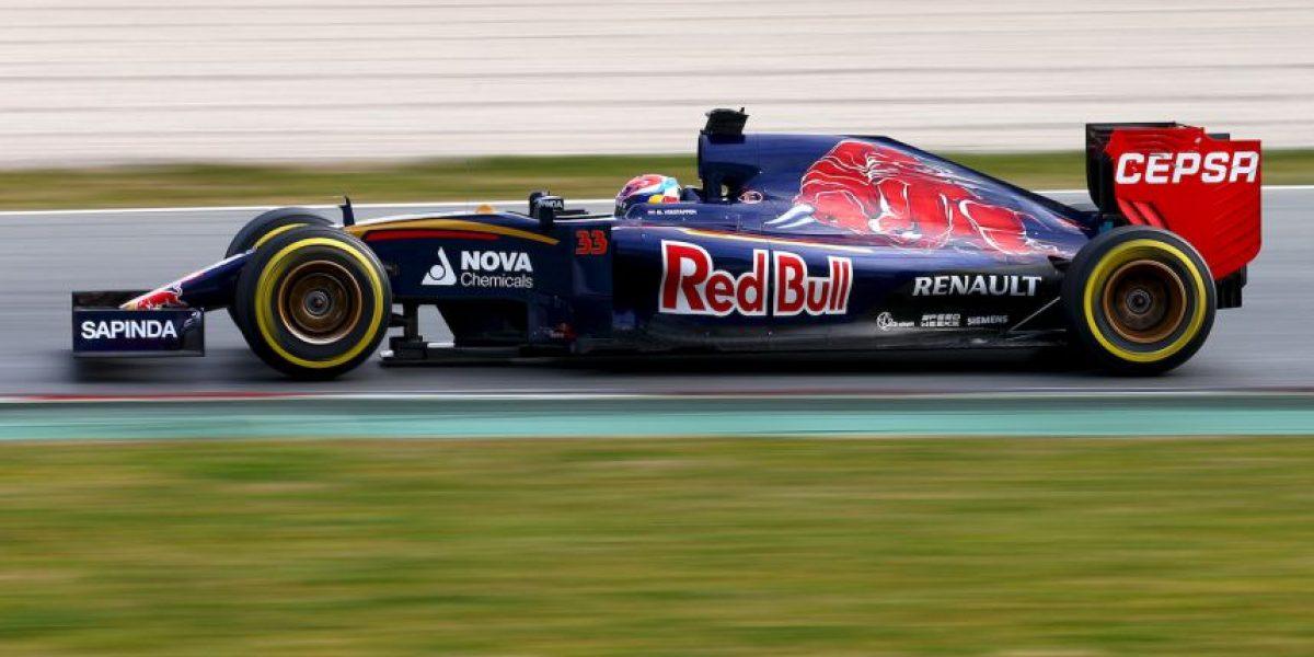INFOGRAFÍA: Toro Rosso, la escudería semillero de F1
