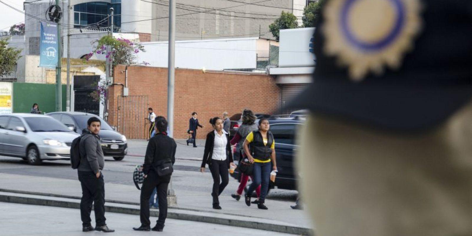 El EspantaCacos surgió en 2012 como una campaña para concienciar a los guatemaltecos sobre el impacto que tiene la violencia y la necesidad de una demanda colectiva Foto:Luis Carlos Nájera