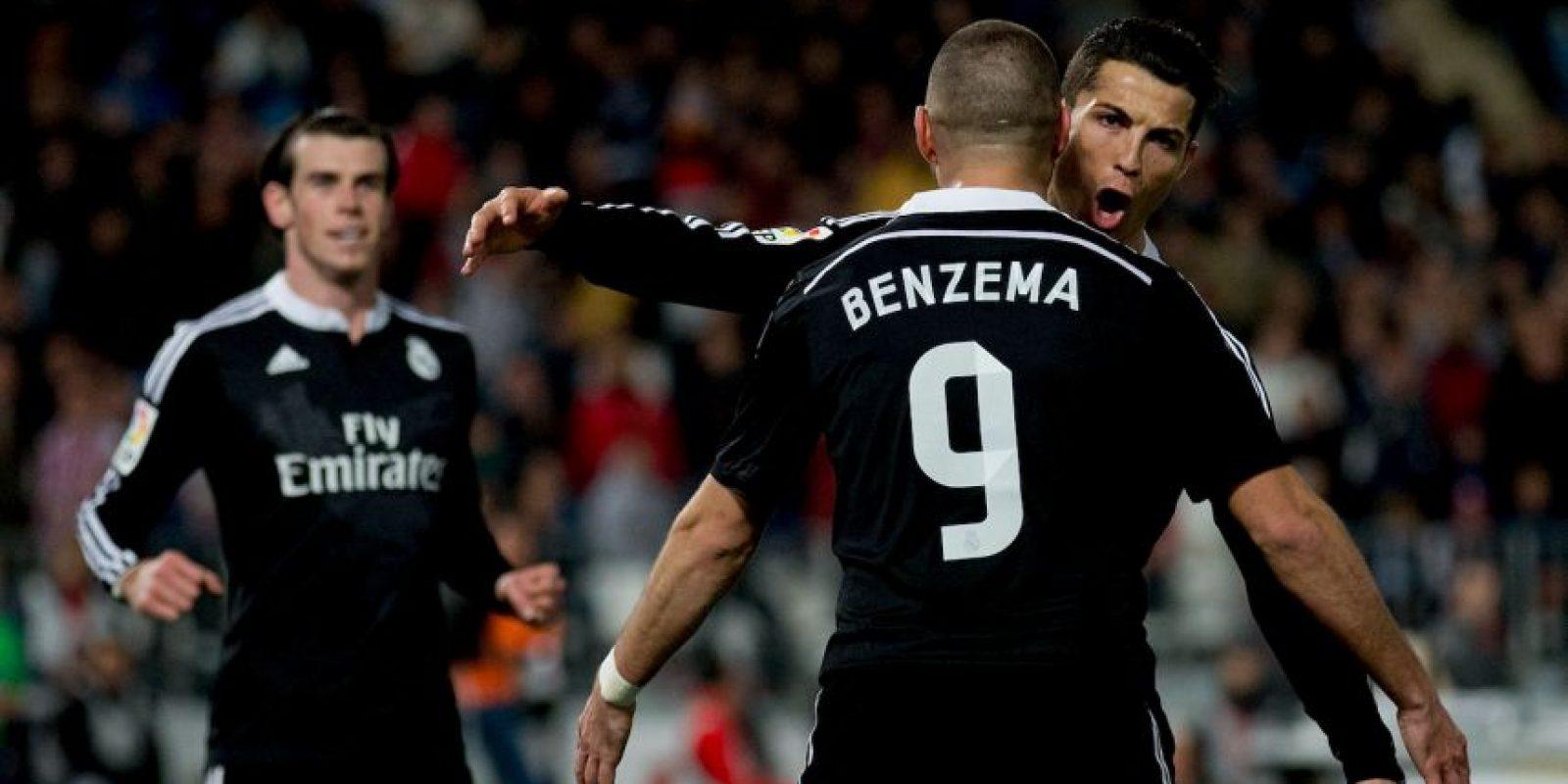 Real Madrid sufrió para avanzar a los cuartos de final de la Champions Foto:Getty Images
