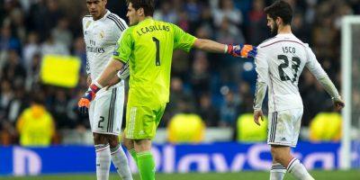 Real Madrid perdió 4-3 el partido de vuelta de octavos de final con el Schalke 04 Foto:Getty Images