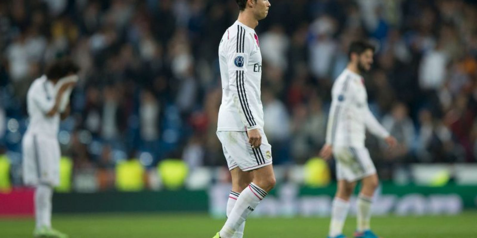 CR7 marcó dos dianas Foto:Getty Images