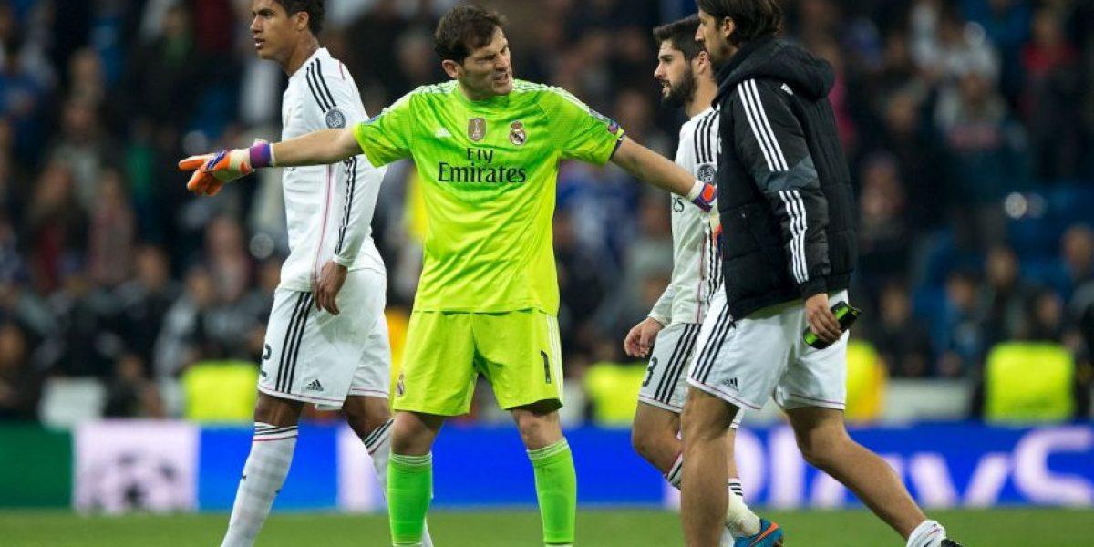 Real Madrid avanza en Champions pero es abucheado