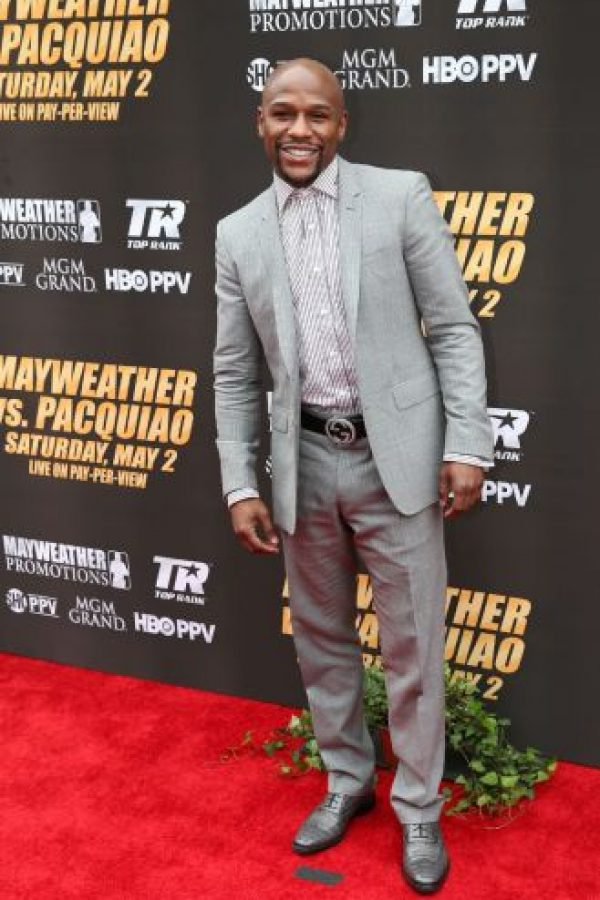 Floyd Mayweather Foto:Getty Images