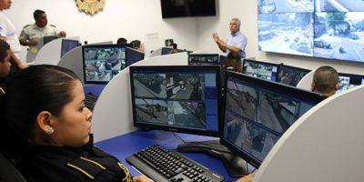 Inauguran un centro de vigilancia en Escuintla con 115 cámaras