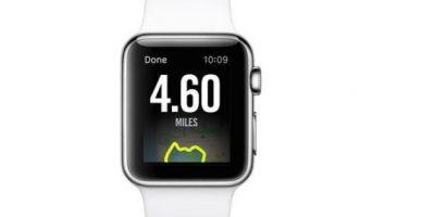 Nike+ Running: Rutas, esfuerzo, calorías quemadas, kilómetros recorridos y más en esta aplicación. Foto:Apple