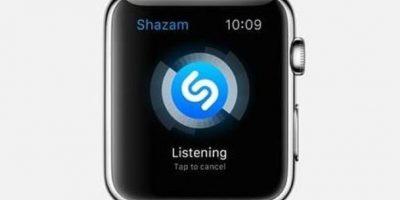 Shazam: Podrán conocer toda la información de la canción que escuchan. Foto:Apple