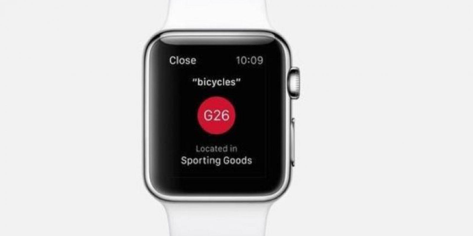 Target: La mejor forma de encontrar una tienda Target cercana a su ubicación y encontrar los porductos que desean. Foto:Apple
