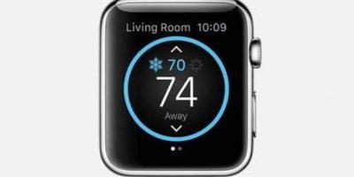 Honeywell Lyric: Podrán controlar la temperatura de su hogar u oficina con un solo toque, además de que podrán controlarlo si se encuentran lejos para ahorrar energía. Foto:Apple