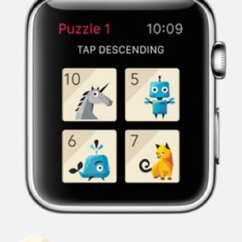Rules!: Un divertido rompecabezas de 10 niveles al día para alcanzar una meta determinada. Foto:Apple
