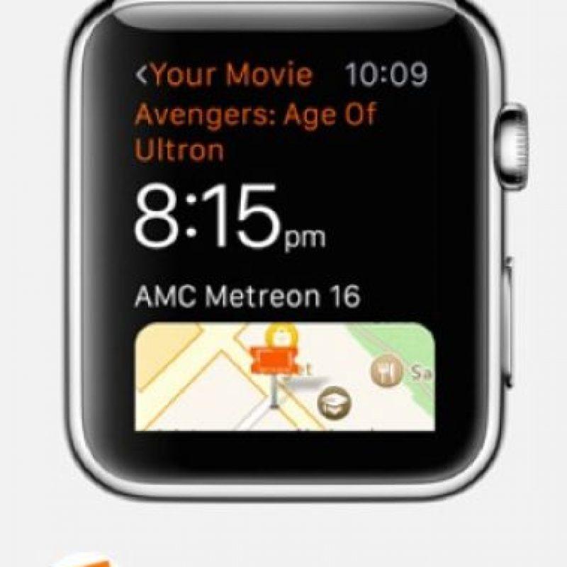 Fandango: Ideal para comprar boletos del cine, revisar hora de la película, sala, ubicación del cine y su número telefónico. Foto:Apple