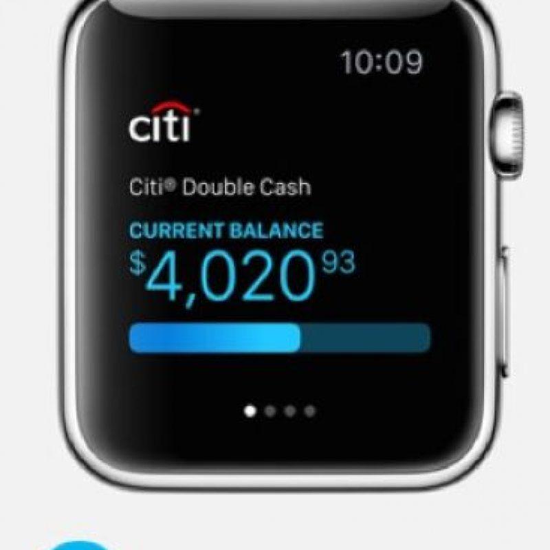 Citi Mobile: Consultar saldos en cuentas de cheques, de ahorros y tarjetas de crédito, además de transacciones y otros detalles. Foto:Apple