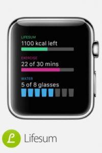 Lifesum: Les ayudará a elegir los mejores alimentos y las porciones adecuadas según la información que proporcionen a la aplicación. Foto:Apple