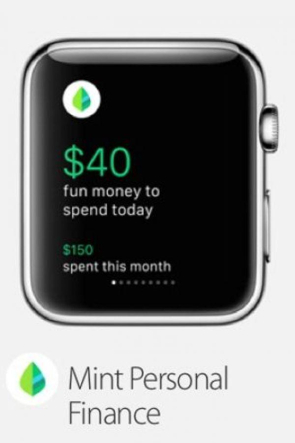 Mint Personal Finance: Pueden establecer metas mensuales y revisar la forma en que las van cumpliendo con la finalidad de revisar si deben realizar ajustes. Foto:Apple