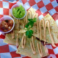 Quesadillas con chipotle Foto:Facebook