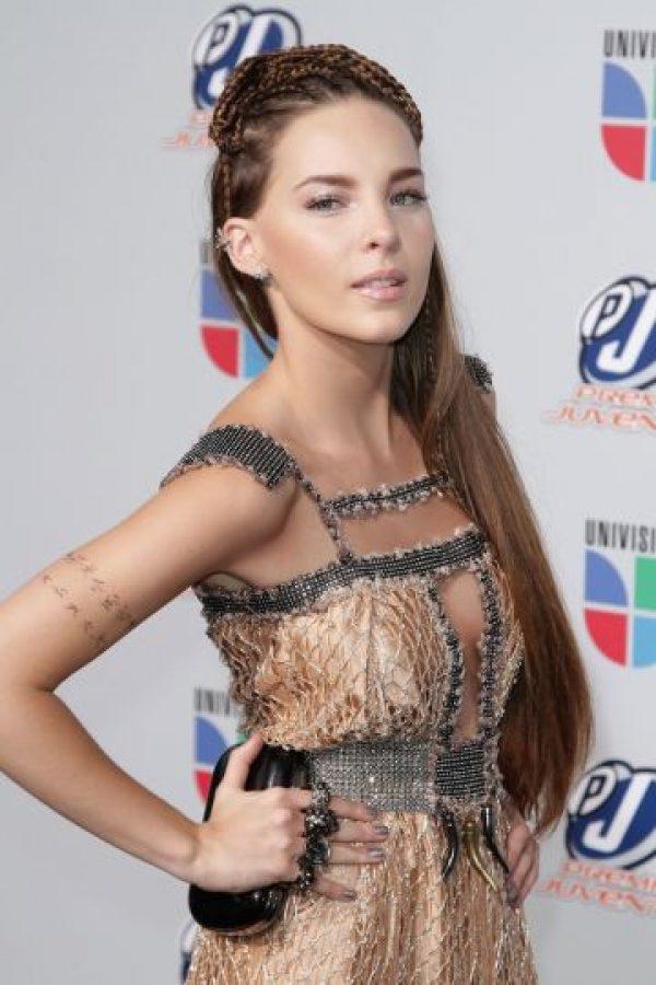 Los fans han revelado sus muestras de apoyo para Belinda Foto:Getty Images