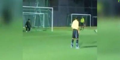 VIDEO. Nunca olvidará este penalti