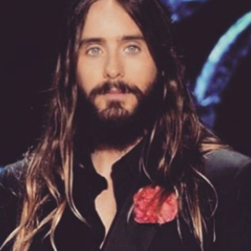 Eras tan hermoso. Foto: Instagram/Jared Leto