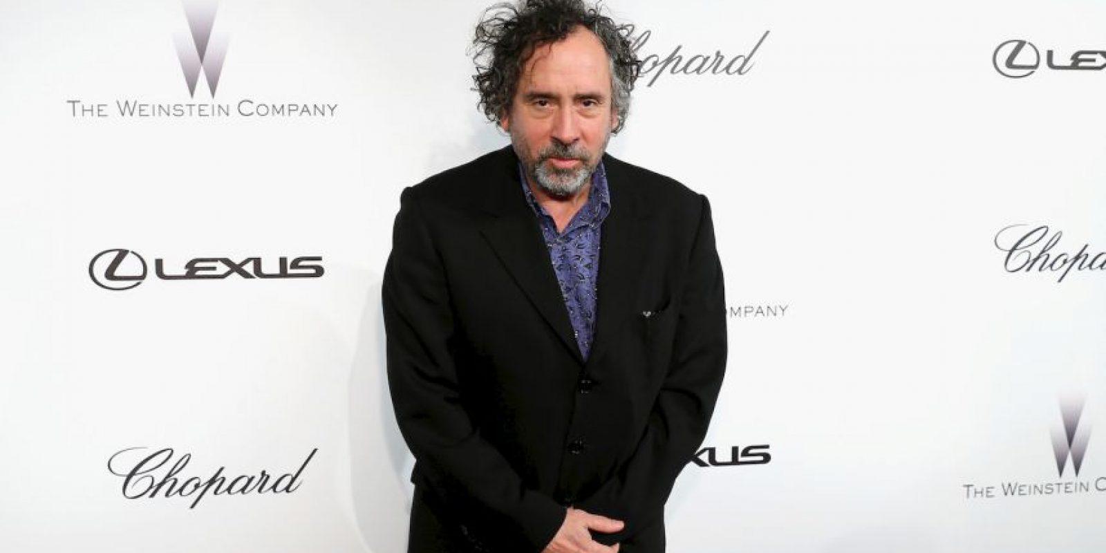 """Burton ya ha colaborado previamente con Disney para adaptar cintas como """"Alicia en el país de las maravillas"""", """"Maléfica"""" y """"Cenicienta"""". Foto:Getty"""
