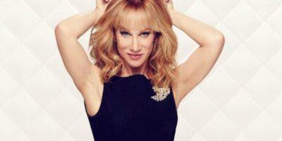 """¡Otra que se va! Kathy Griffin anuncia su renuncia a """"Fashion Police"""""""