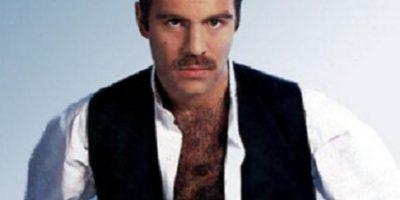 """En 1992 protagonizó la obra de teatro """"La Tarea"""" donde salió desnudo Foto:Tumbrl"""
