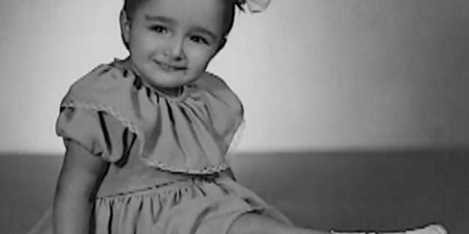 Cuando era una niña Foto:Facebook La Chilindrina Sitio Oficial