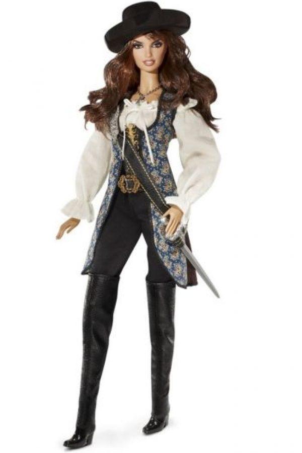 """Penélope Cruz en """"Piratas del Caribe"""" Foto:pinterest.com"""