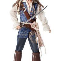 """Johnny Depp en """"Piratas del Caribe"""" Foto:pinterest.com"""